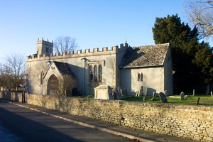 St. Peter's Church Charney Bassett